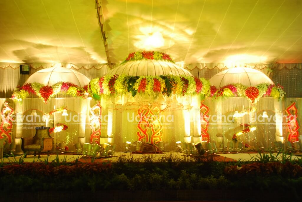 reception decoration pondicherry
