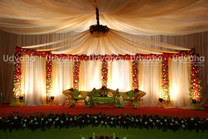 reception decoration pondicherry